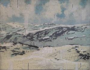 Bordfjellsenden bak Djupavatnet Lita fil