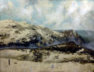 Mot Flokatveitnuten og Solheimsgrønnut. 170x130